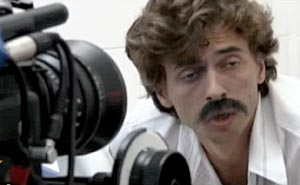 Kazakhstan svarar Borat. Bild från video