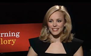 Rachel McAdams – en ny Annie Hall? Bild från video