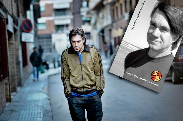 """""""Biutiful"""" av Alejandro Gonzalez Innaritu (infällt: festivalens årskort). Foto: Stockholm Filmfestival"""