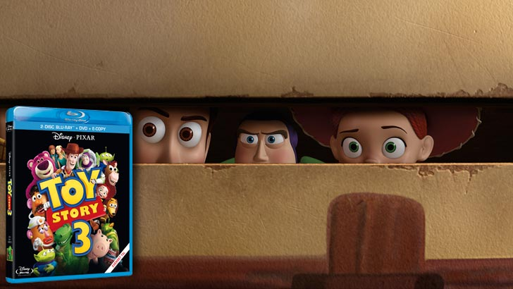 Toy Story 3 ©Disney/Pixar