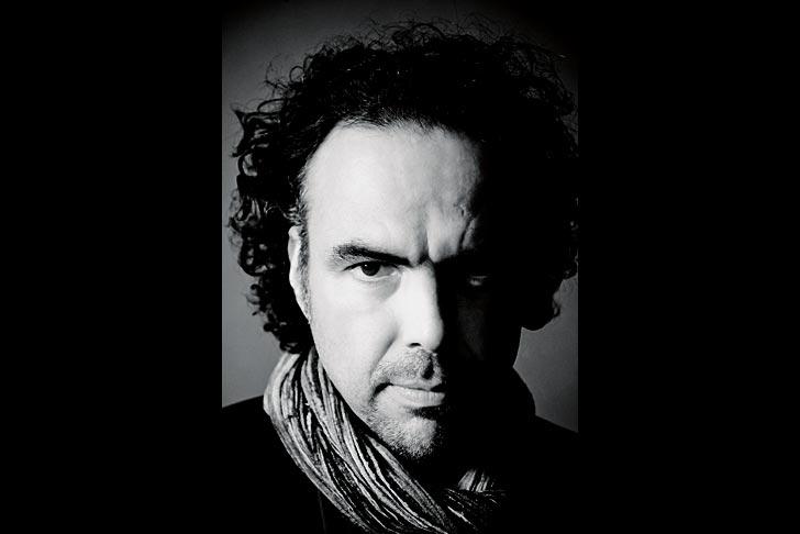 Alejandro González Iñárritu är årets visionär på Stockholms filmfestival. Foto: SFF