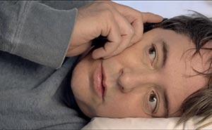 Matthew Broderick i Hondas reklamfilm. Bild från video