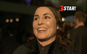 Noomi Rapace. Bild från video